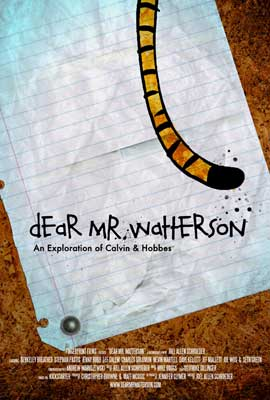Dear Mr. Watterson - 27 x 40 Movie Poster - Style A