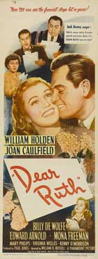 Dear Ruth - 14 x 36 Movie Poster - Insert Style A