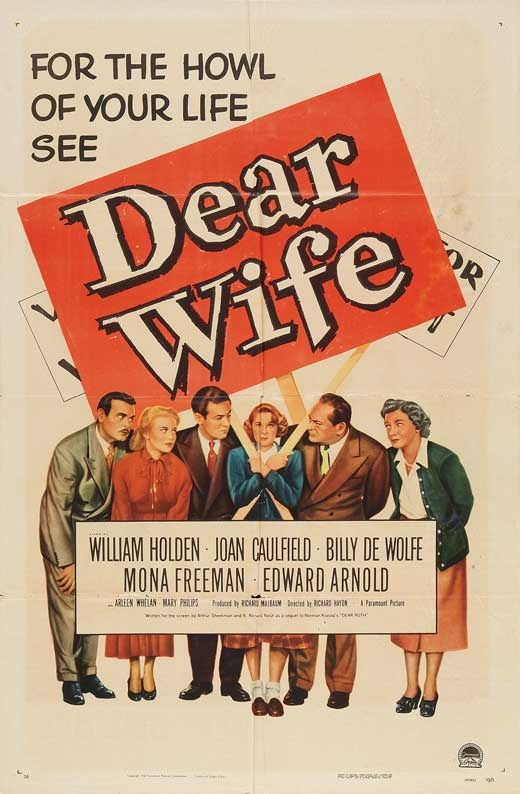 Dear Wife movie