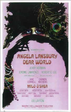 Dear world (Broadway) - 14 x 22 Poster - Style A
