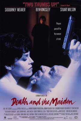 Death and the Maiden - 11 x 17 Movie Poster - Style A