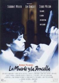 Death and the Maiden - 11 x 17 Movie Poster - Spanish Style A