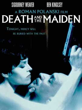 Death and the Maiden - 11 x 17 Movie Poster - Style B