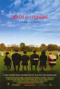 Death at a Funeral - 43 x 62 Movie Poster - Bus Shelter Style A