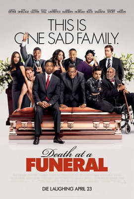 Death at a Funeral - 27 x 40 Movie Poster - Style A