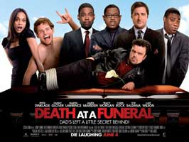 Death at a Funeral - 27 x 40 Movie Poster - UK Style A