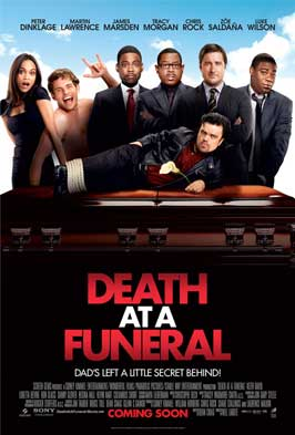 Death at a Funeral - 11 x 17 Movie Poster - Style C