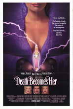 Death Becomes Her - 27 x 40 Movie Poster - Style A