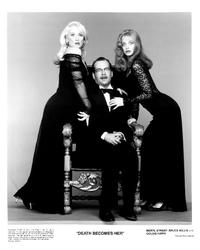 Death Becomes Her - 8 x 10 B&W Photo #1