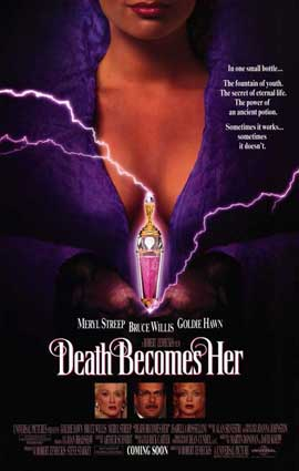 Death Becomes Her - 11 x 17 Movie Poster - Style A
