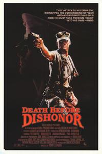 Death Before Dishonor - 27 x 40 Movie Poster - Style A