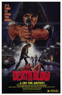Death Blow - 11 x 17 Movie Poster - Style A