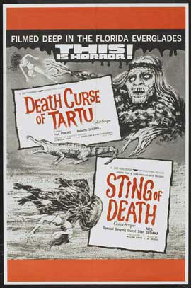 Death Curse of Tartu - 11 x 17 Movie Poster - Style A