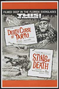 Death Curse of Tartu - 27 x 40 Movie Poster - Style A