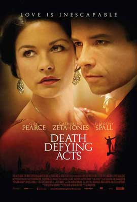 Death Defying Acts - 27 x 40 Movie Poster - Style B
