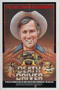 Death Driver - 11 x 17 Movie Poster - Style A
