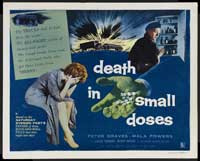 Death in Small Doses - 22 x 28 Movie Poster - Half Sheet Style B