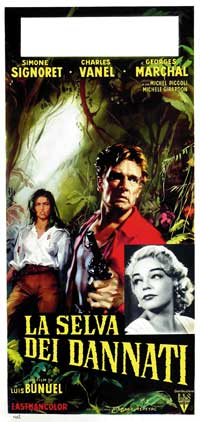 Death in the Garden - 11 x 17 Movie Poster - Italian Style A