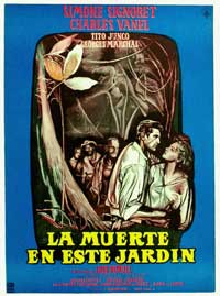 Death in the Garden - 11 x 17 Movie Poster - Spanish Style A