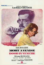 Death in Venice - 27 x 40 Movie Poster - Style A