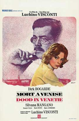 Death in Venice - 11 x 17 Movie Poster - Style A
