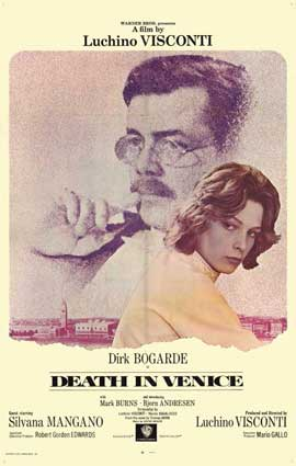 Death in Venice - 11 x 17 Movie Poster - Style B
