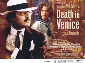 Death in Venice - 11 x 14 Movie Poster - Style A