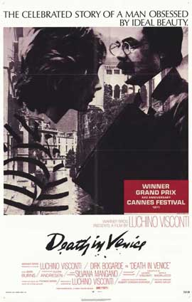 Death in Venice - 11 x 17 Movie Poster - Style C