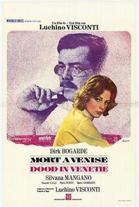 Death in Venice - 43 x 62 Movie Poster - Bus Shelter Style A