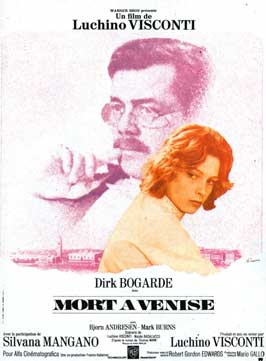Death in Venice - 11 x 17 Movie Poster - French Style A