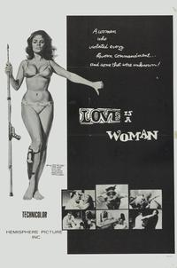 Death is a Woman - 27 x 40 Movie Poster - Style B