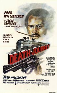 Death Journey - 11 x 17 Movie Poster - Style A