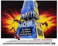 Death Machines - 11 x 14 Movie Poster - Style A