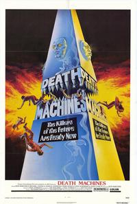 Death Machines - 11 x 17 Movie Poster - Style A