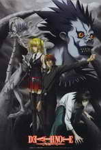 Death Note - 27 x 40 Movie Poster - Japanese Style B