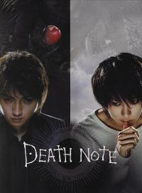 Death Note - 27 x 40 Movie Poster - Japanese Style A
