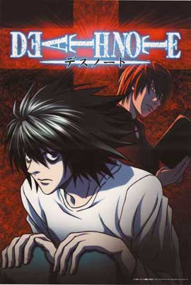 Death Note - 11 x 17 Movie Poster - Japanese Style E