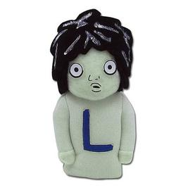 Death Note - L Plush Finger Puppet