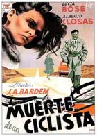 Death of a Cyclist - 11 x 17 Movie Poster - Spanish Style A