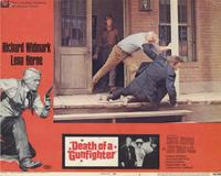 Death of a Gunfighter - 11 x 14 Movie Poster - Style F