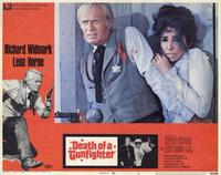 Death of a Gunfighter - 11 x 14 Movie Poster - Style C