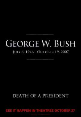 Death of a President - 11 x 17 Movie Poster - Style A