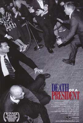 Death of a President - 11 x 17 Movie Poster - Style B