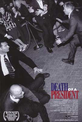 Death of a President - 27 x 40 Movie Poster - Style B