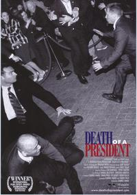 Death of a President - 43 x 62 Movie Poster - Bus Shelter Style B