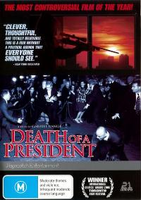 Death of a President - 11 x 17 Movie Poster - Style C