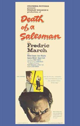 Death of a Salesman - 11 x 17 Movie Poster - Style A