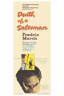 Death of a Salesman - 27 x 40 Movie Poster - Style A