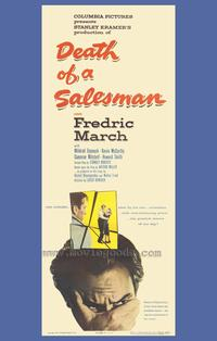 Death of a Salesman - 43 x 62 Movie Poster - Bus Shelter Style A