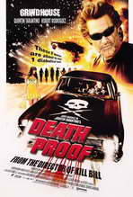Death Proof - 11 x 17 Movie Poster - Style A
